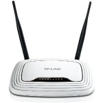 TP-Link N Router TL-WR841N Atheros 2T2R 2.4 GHz 2 Antennas