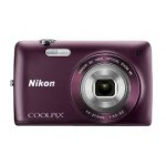 "Nikon S2700 16.0Mp/6x optical zoom/6.7cm 2.7""/Li-ion Battery/purple"
