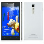 Doogee Turbo DG2014 QuadCore 1.3GHz/1GB/8GB/Dual sim/2x13MP cam/A4.4.2/White