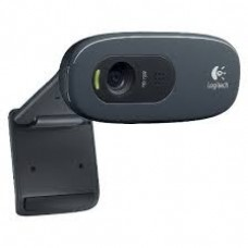 Webcam Logitech HD C270 3.0 Mp/Photos