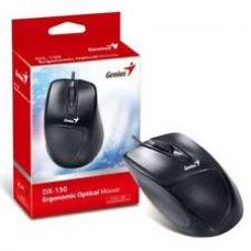 Mouse PS2 Genius 1200dpi DX-110 optical black