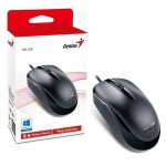 Mouse USB Genius 1200dpi DX-120 оптичко/црно/бело