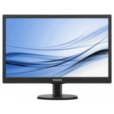"Монитор Philips 24"" 243V5LHAB LED Slim V-line, Full HD, HDMI, Speak"
