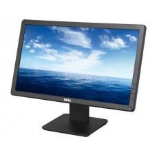 """MON Dell 19"""" E2016H 1600x900/VGA/DVI-D/Black"""