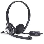 Logitech H149 Stereo Headset with mic.