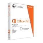 Office 365 Personal 32/64 English 1Year Subscription