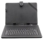 "Leather Keyboard for 10.1"" Tablet PC USB"