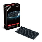 TAB Genius Keyboard LuxePad A110 Micro USB/Android Tablet/Smartphone 4.0