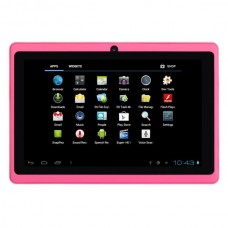Tablet PC Firefly 7 R7200 Pink Quad Core 1.2GHz/512MB/8GB/7''