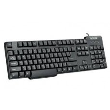 Keyboard PS/2 Delux DLK-8050P