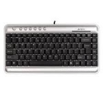 Keyboard USB A4Tech KL-5 Mini X-Slim/Black