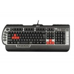 Keyboard USB A4Tech X7-G800V 3xFast/Gaming