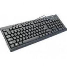 Keyboard PS/2 Gembird KB-8300M-BL Multimedia/Black