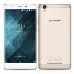 "Мобилен телефон Smartphone 5.0"" HD Blackview A8 Grey/White/Champagne Quad Core 1.3GHz/1GB/8GB/"