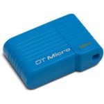 UFD 16GB 2.0 Kingston DataTraveler Micro Hi Speed DTMCK/16GB Blue