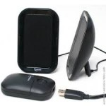 SP Gembird SPK 623 Portable slim design/For PC, Laptop, MP3/USB/AAA bateries