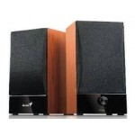 Speakers Genius SP-H360, 10W, wood